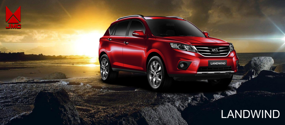 landwind sunset red